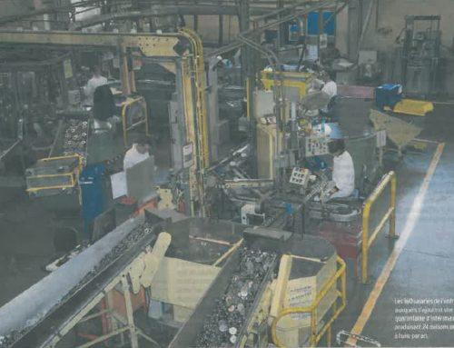 Purflux, une entreprise à l'activité industrielle bien huilée