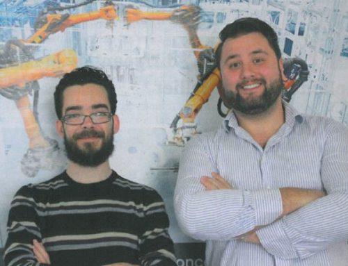 Sébastien Bach de Novalynx : « nous sommes les orfèvres de la robotique ! »