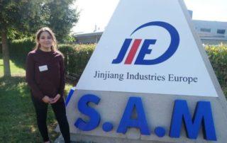 Une session d'entretiens s'est déroulée, hier, sur le site de Jinjiang SAM./ Photo DDM, A. Cros