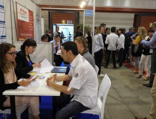 Le salon TAF réunissait offreurs et demandeurs d'emploi