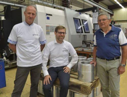 Lacotte Industrie repris par Christophe Secheret au Palais-sur-Vienne