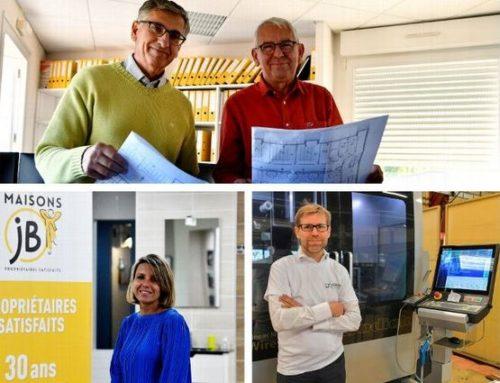Trophées des entreprises de la Haute-Vienne : découvrez les sociétés nommées dans la catégorie « transmission-reprise » : Christophe Sécheret, l'œil neuf de Lacotte Industrie
