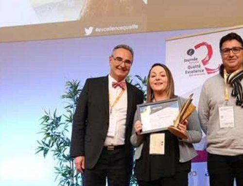 Un prix national pour une étudiante de la CCI