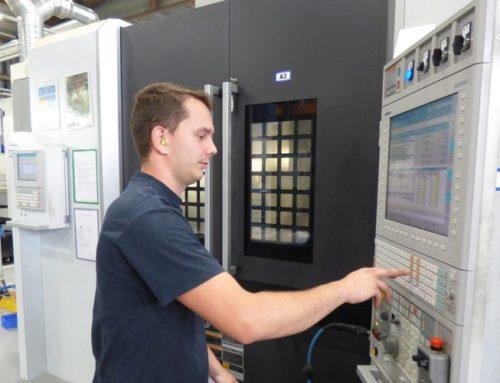Figeac Aéro dévoile son usine du futur hyper moderne