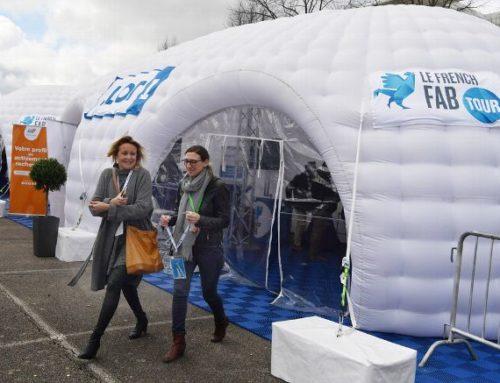 Le French Fab Tour à Limoges, véritable outil de promotion de l'industrie
