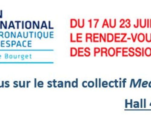 Salon International de l'Aéronautique et de l'Espace du 17 au 23 juin 2019