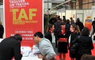 TAF pour Travail Avenir formation/ Photo DDM, Frédéric Charmeux