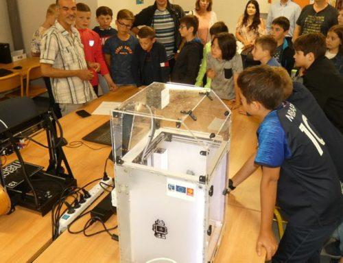 Fab Lab : une fabuleuse découverte pour les enfants