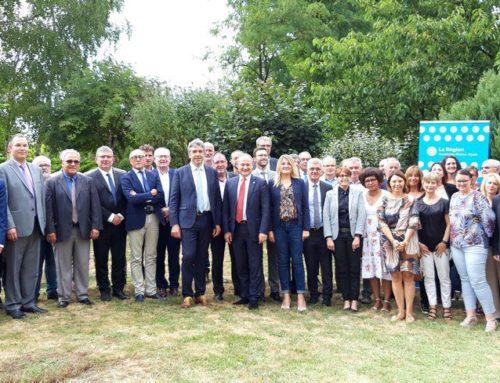 Aurillac-Figeac-Rodez : le territoire d'industrie est né