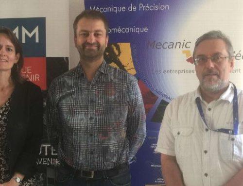 Les 21es rencontres d'affaires de l'industrie mécanique pour la première fois à Limoges