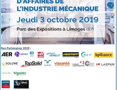 La 21e Rencontre de la Mecanic Vallée à Limoges – Jeudi 3 Octobre 2019