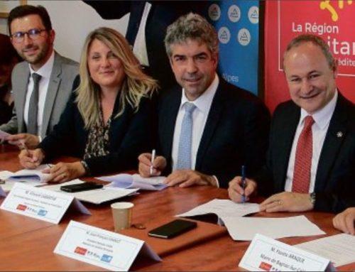 """Le Territoire d'industrie """"Aurillac-figeac-Rodez"""" prend forme"""