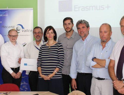 Mecanic Vallée : de nouvelles formations à l'échelle de l'Europe au Campus des métiers de Decazeville