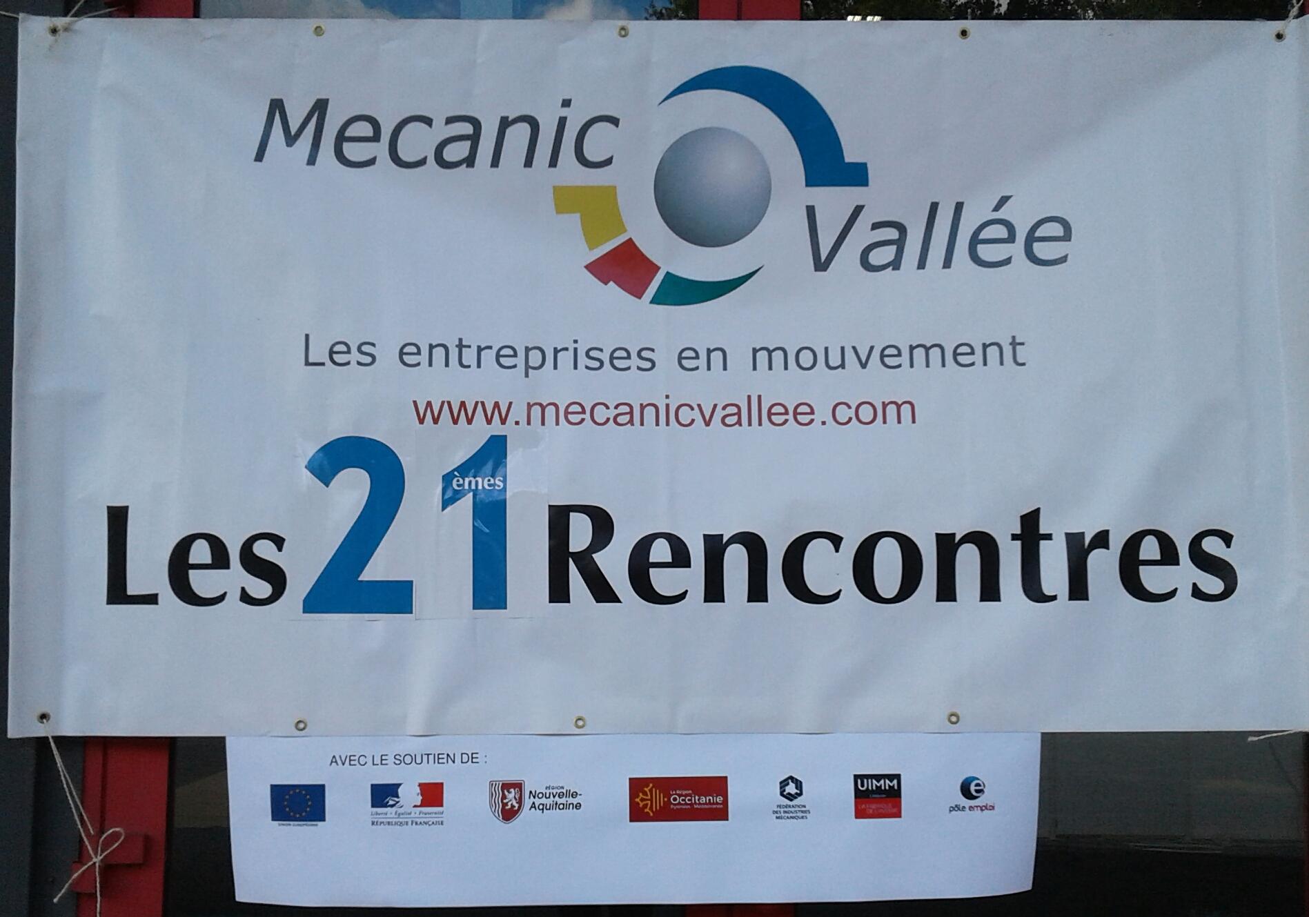 """La """"Mécanic Vallée"""" regroupe des entreprises industrielles de l'Aveyron, du Lot, de Corrèze et de Haute-Vienne © Radio France- Alain Ginestet"""