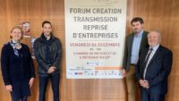 Les organisateurs du forum. / Photo DDM, Fabrice Clary