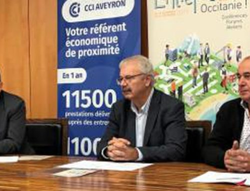 «Entreprenez en Aveyron», lundi 18 novembre, à Rodez