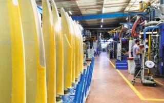 L'équipementier Ratier-Figeac, filiale de Collins Aerospace, a engagé 32 millions d'euros pour se doter d'un nouveau centre d'excellence pour hélices, à Figeac.