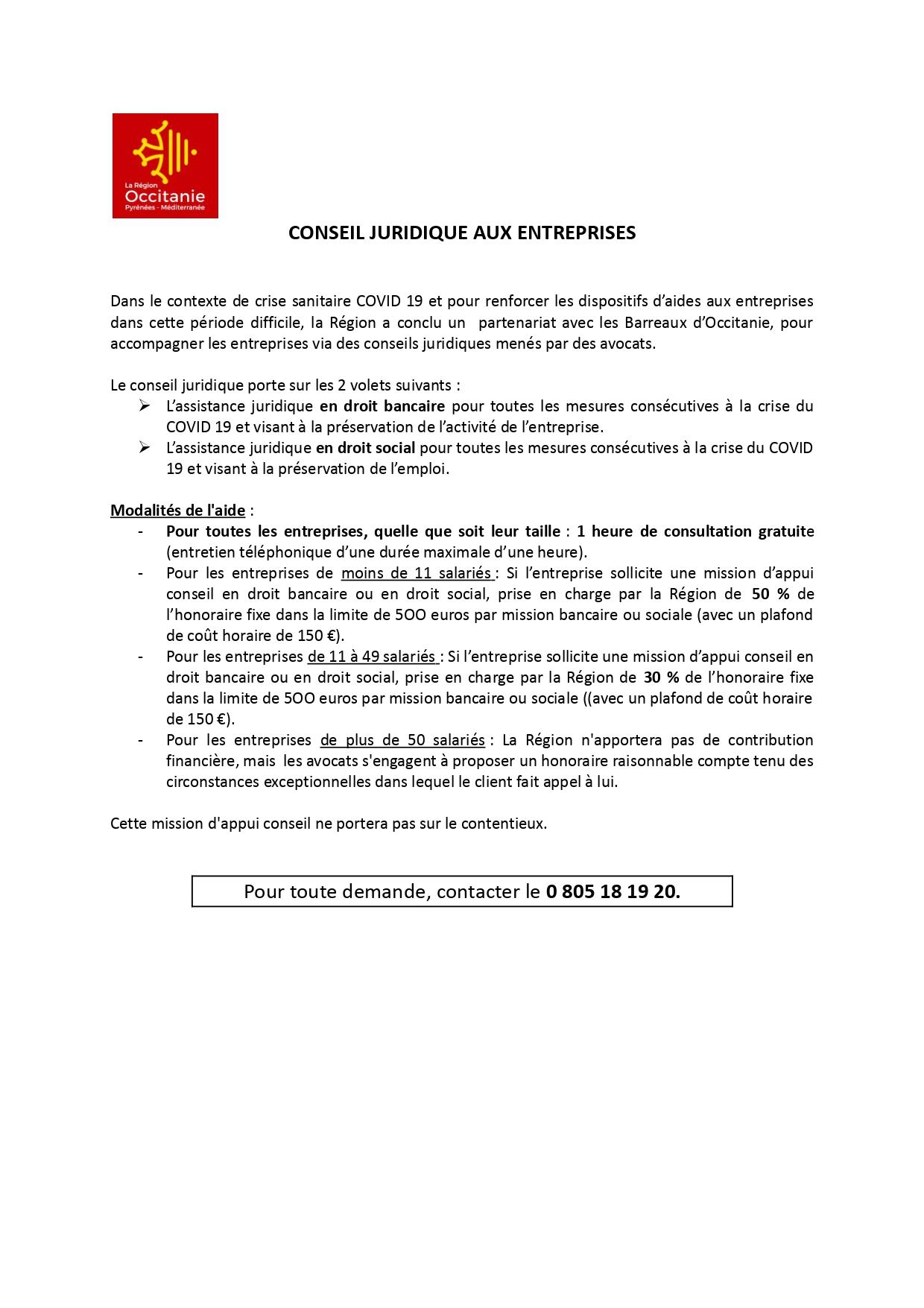 © 2020 - la Région Occitanie