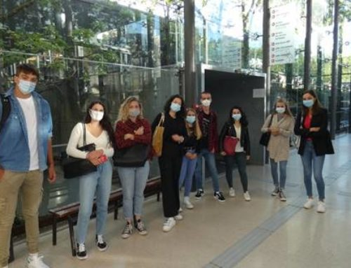 Figeac. À l'IUT, plus de 400 étudiants masqués ont fait leur rentrée