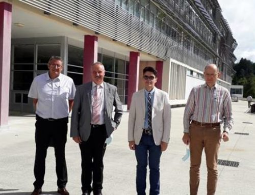 Decazeville : de nouvelles têtes au lycée la Découverte