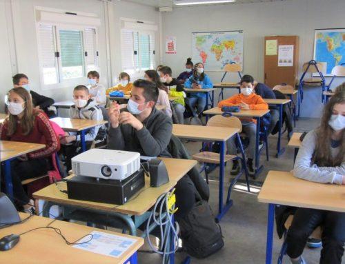 Rignac. Des échanges constructifs entre les entreprises et le monde éducatif
