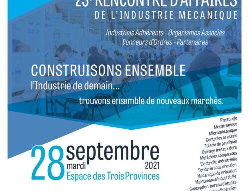 23ème Rencontre d'Affaires Mecanic Vallée