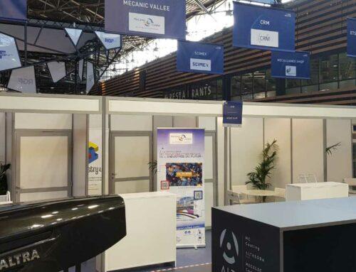 Mecanic Vallée et 6 Industriels Adhérents exposent au salon Global Industrie à Lyon du 6 au 9 Septembre.